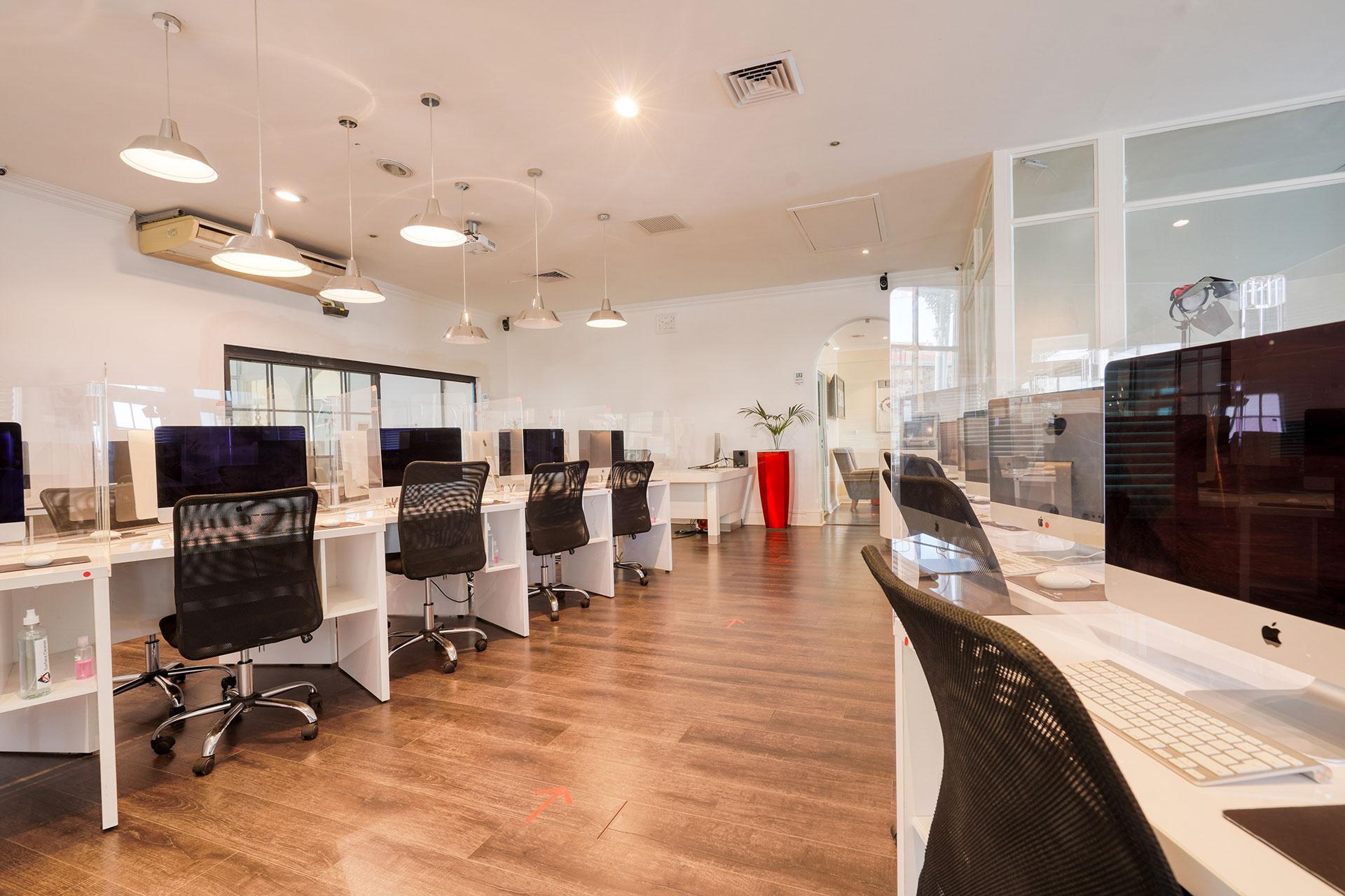 keyline training facility, graphic design courses